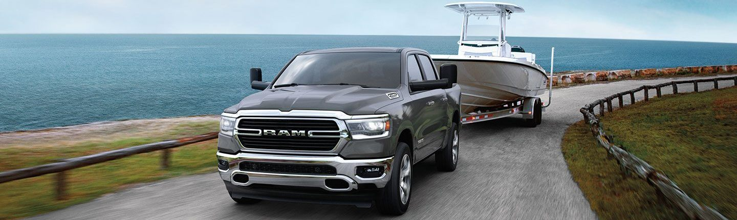 2020 Ram 1500 for Sale in Chandler, OK