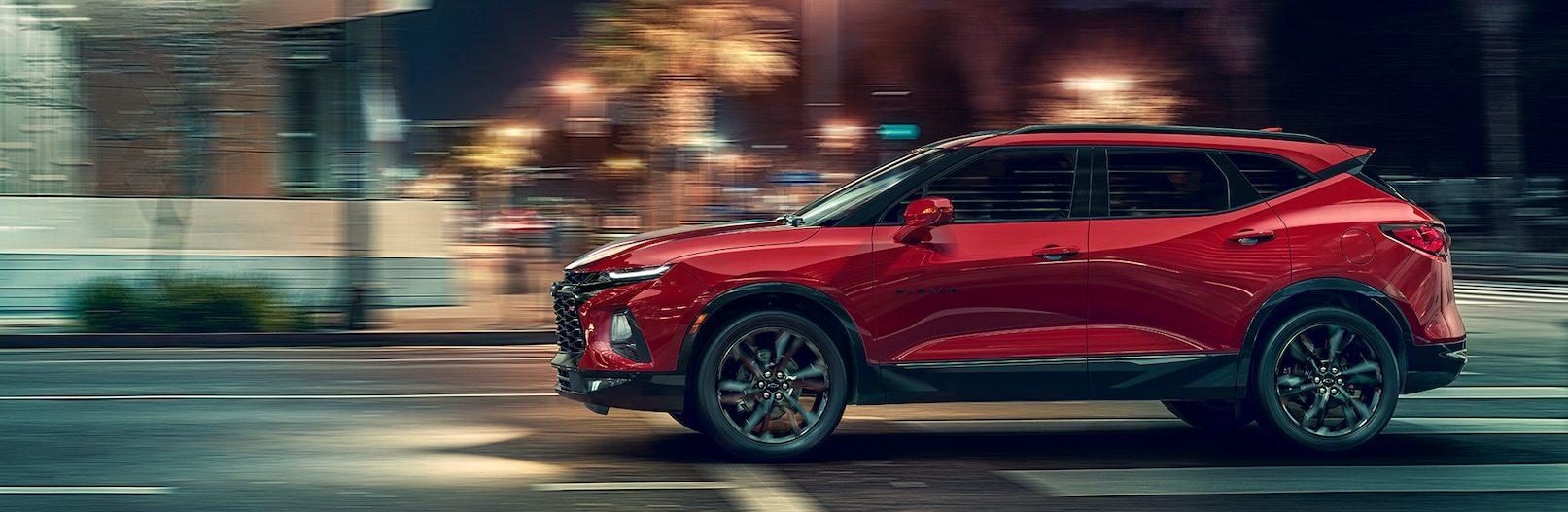 2020 Chevrolet Blazer Lease near Owasso, OK