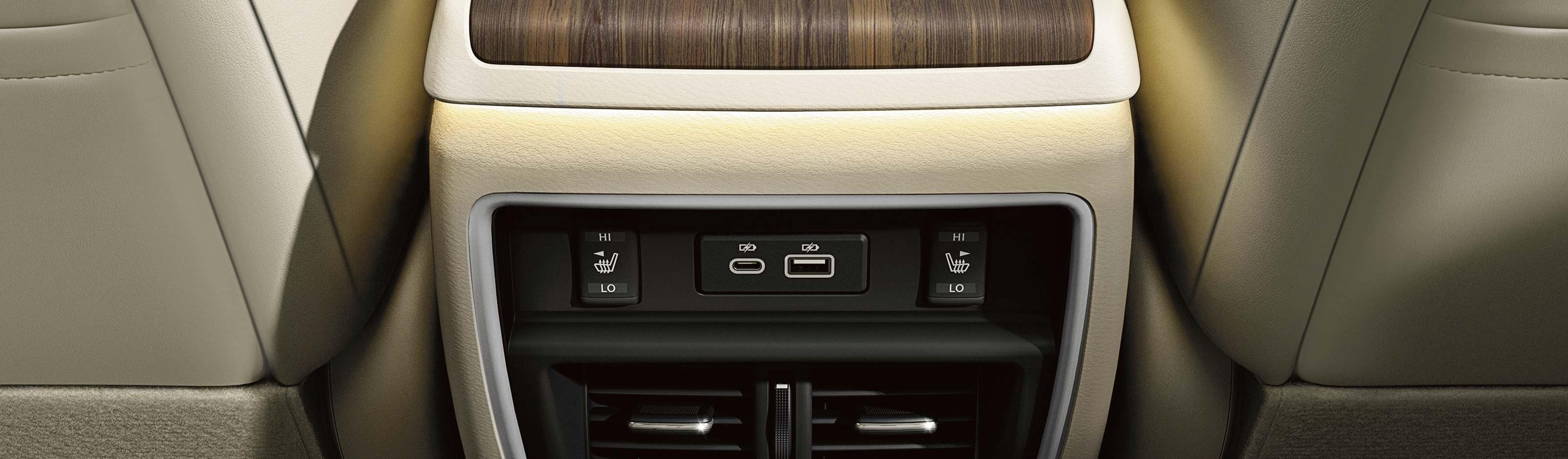 2020 Nissan Murano Interior Details