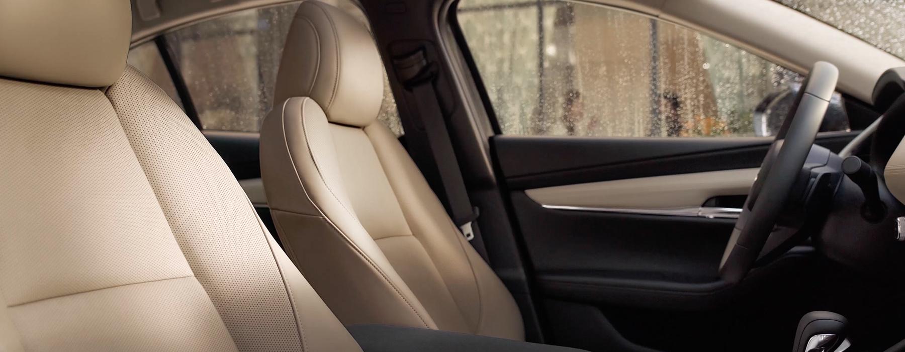 2020 Mazda3 Sedan Interior