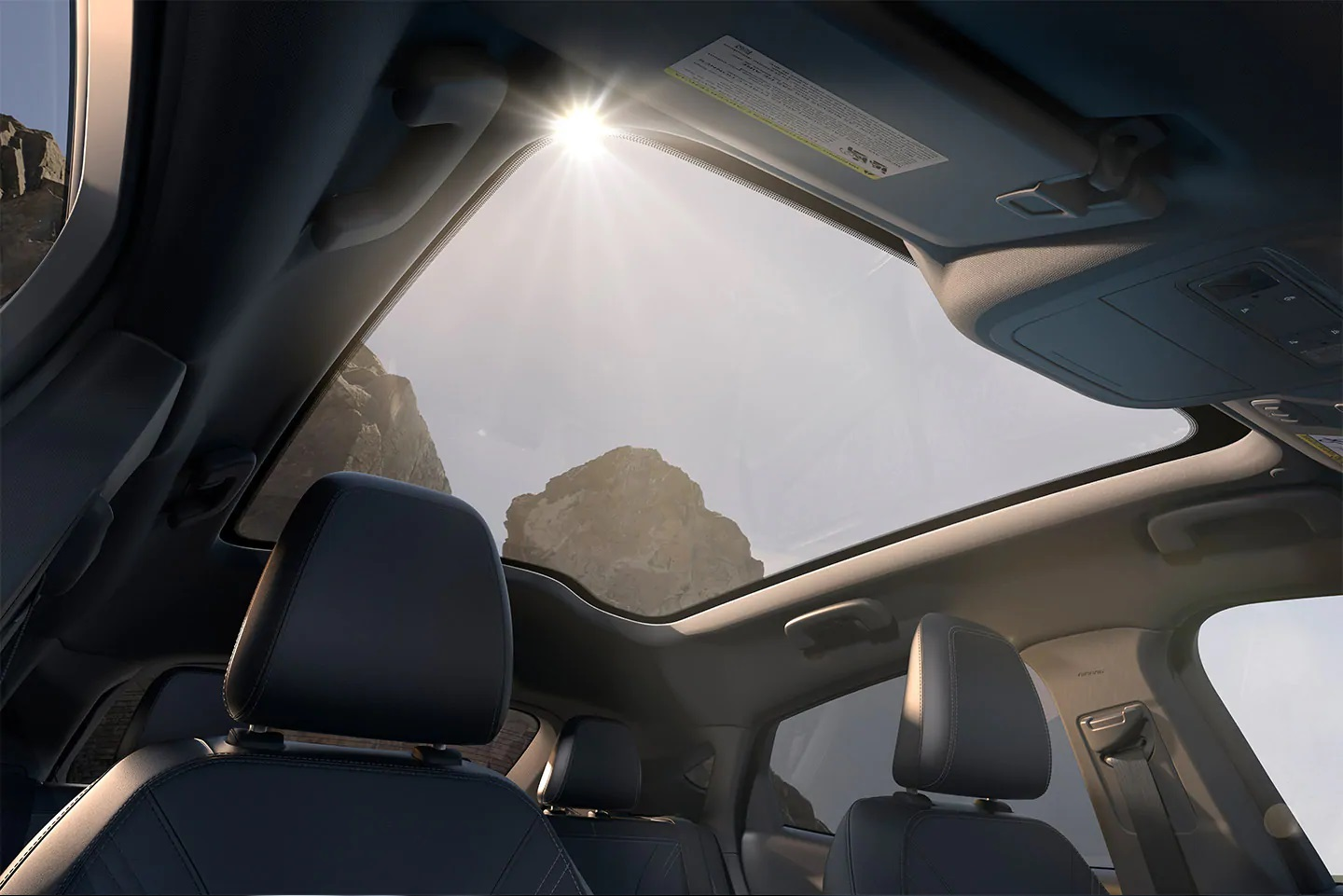2021 Ford Mustang Mach-E Panoramic Roof