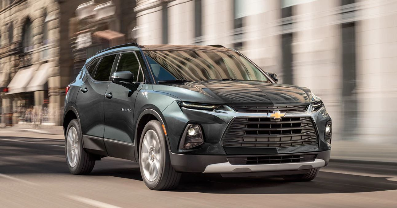 2020 Chevrolet Blazer for Sale near Pauls Valley, OK