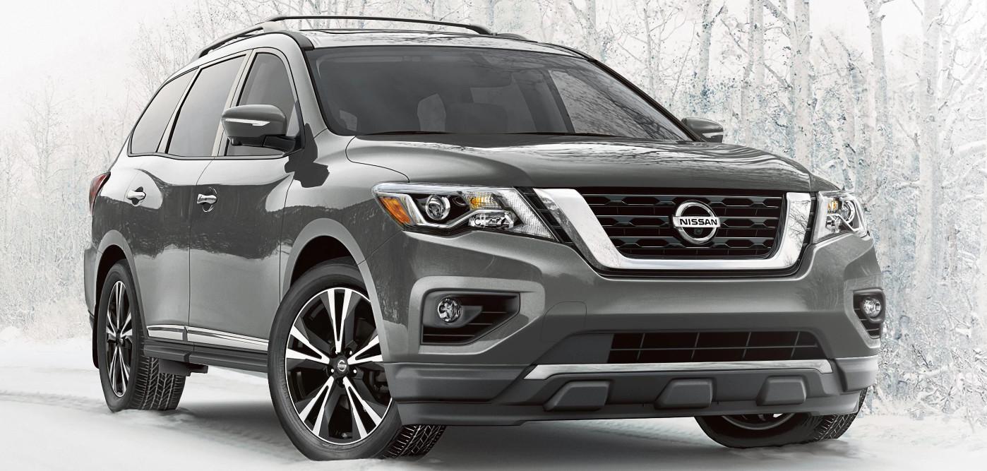 2020 Nissan Pathfinder Leasing near Alexandria, VA