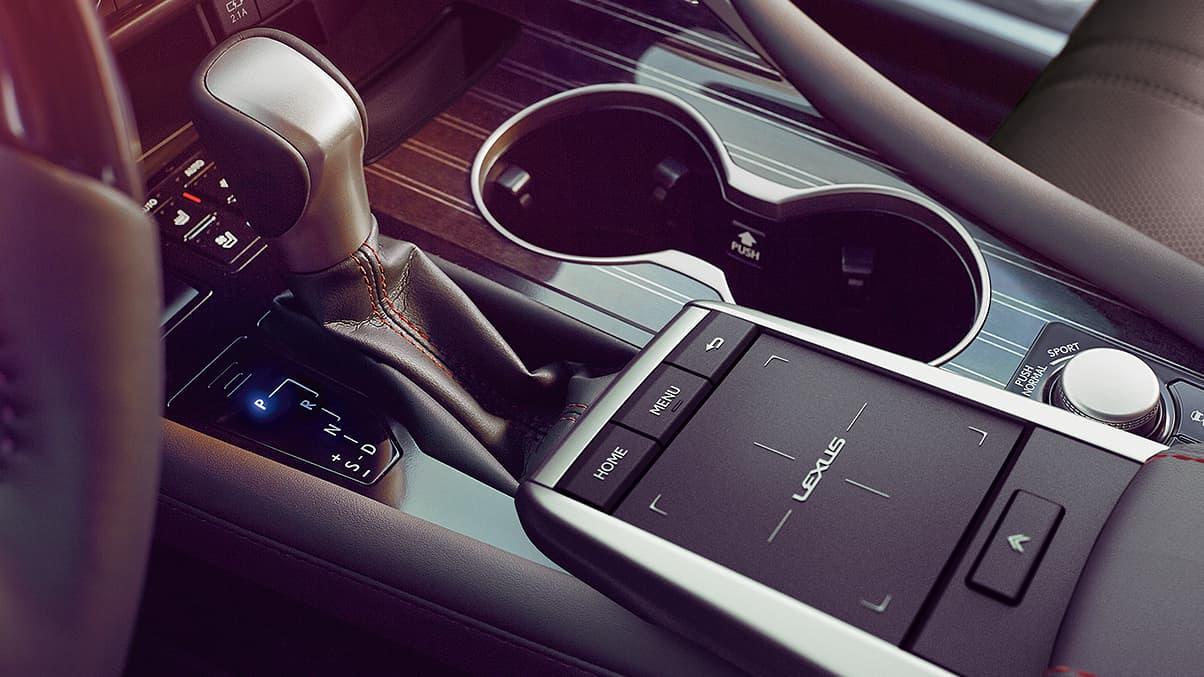 2020 Lexus RX 350 Center Console