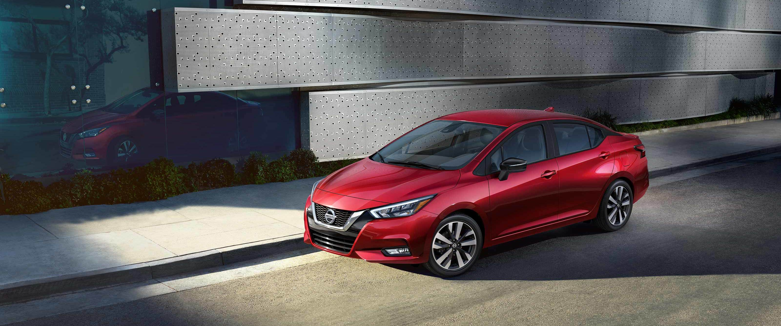 2020 Nissan Versa Leasing near Manassas, VA