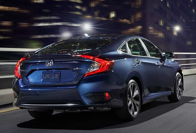 2020 Honda Civic Leasing near Milford, DE