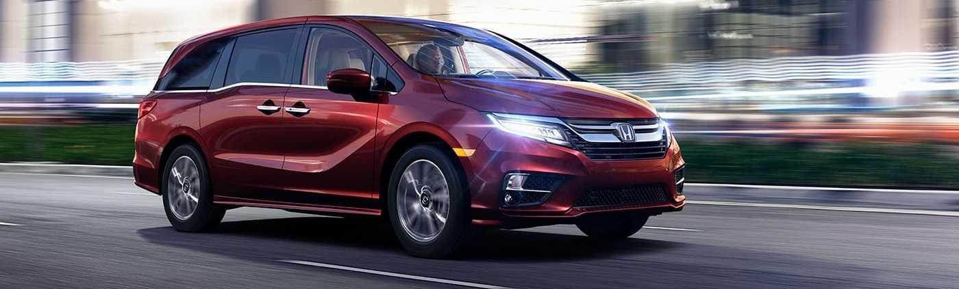 2020 Honda Odyssey Leasing near Milford, DE