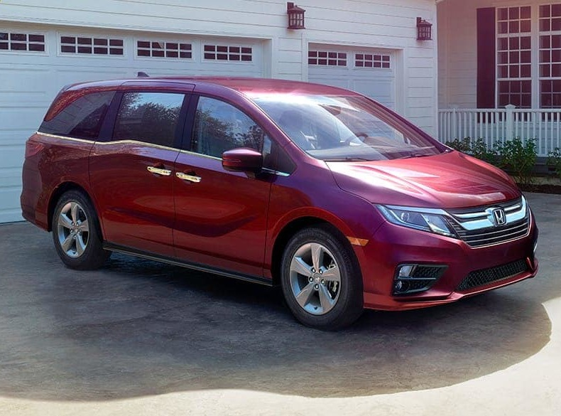 2020 Honda Odyssey Financing near Smyrna, DE