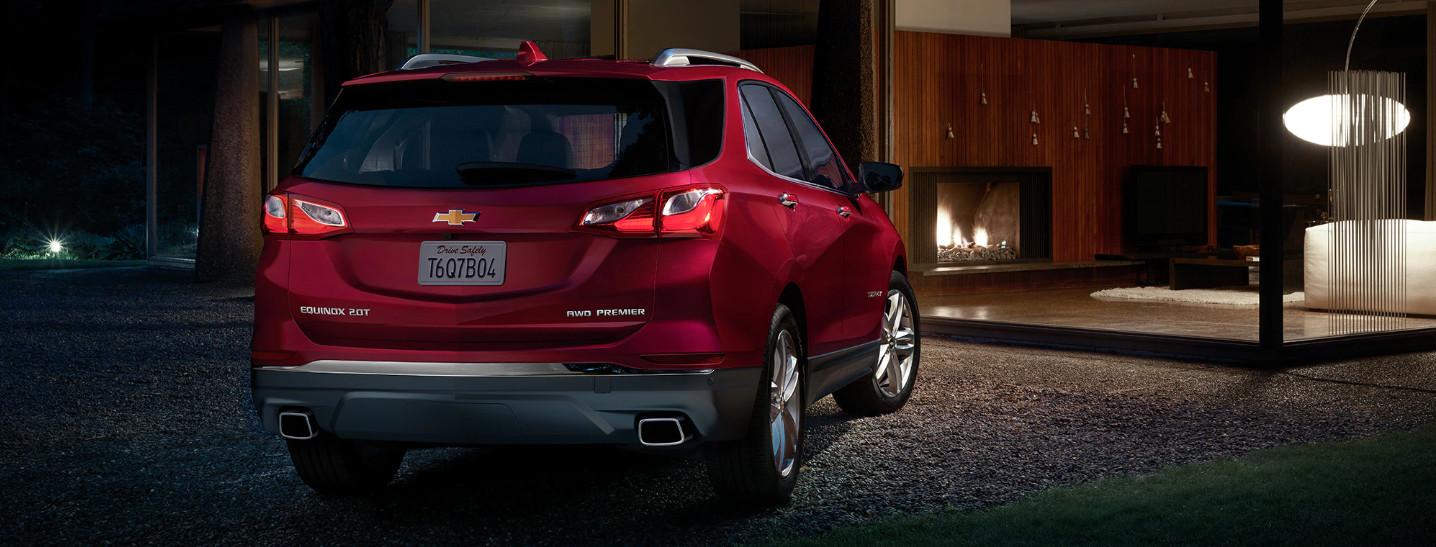 2020 Chevrolet Equinox Leasing near Alexandria, VA