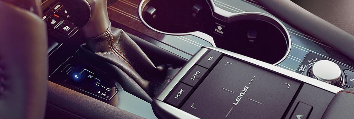 2020 Lexus RX 350 Interior Details