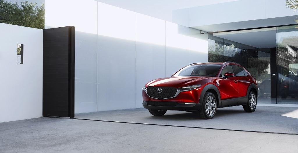 2020 Mazda CX-30 Preview