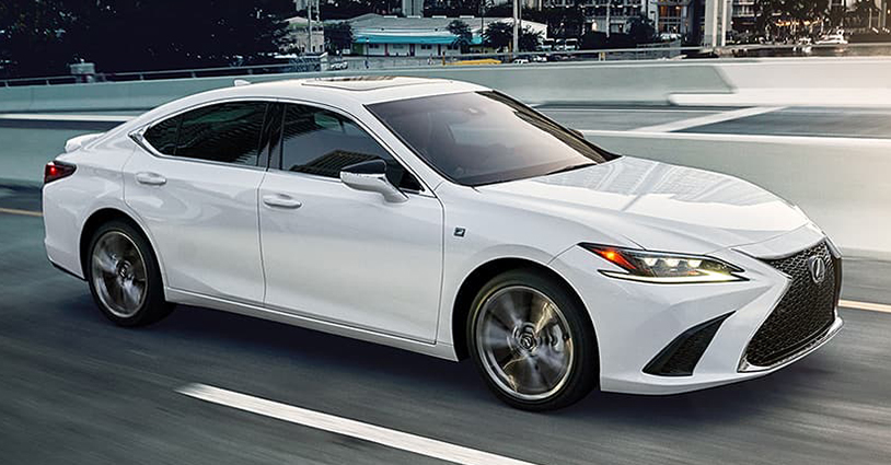 New 2020 ES 350 Lexus of North Miami