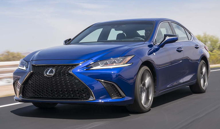 New 2020 Lexus ES 350 Miami Florida