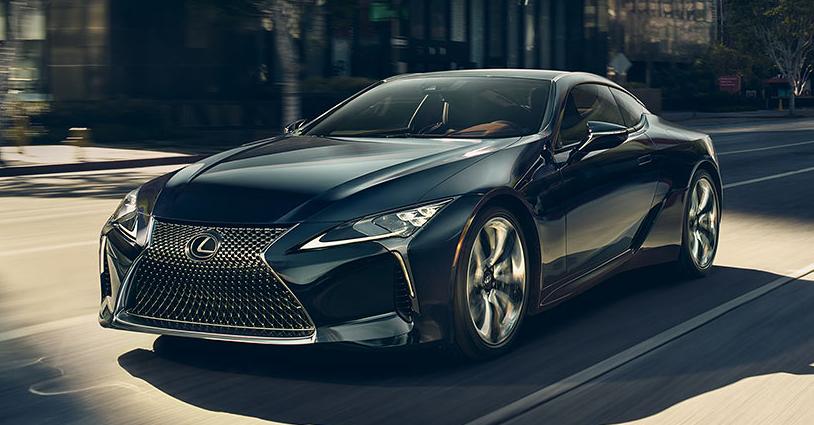 New 2020 LC Lexus of North Miami