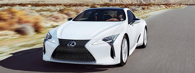 2020 Lexus LC Miami Florida