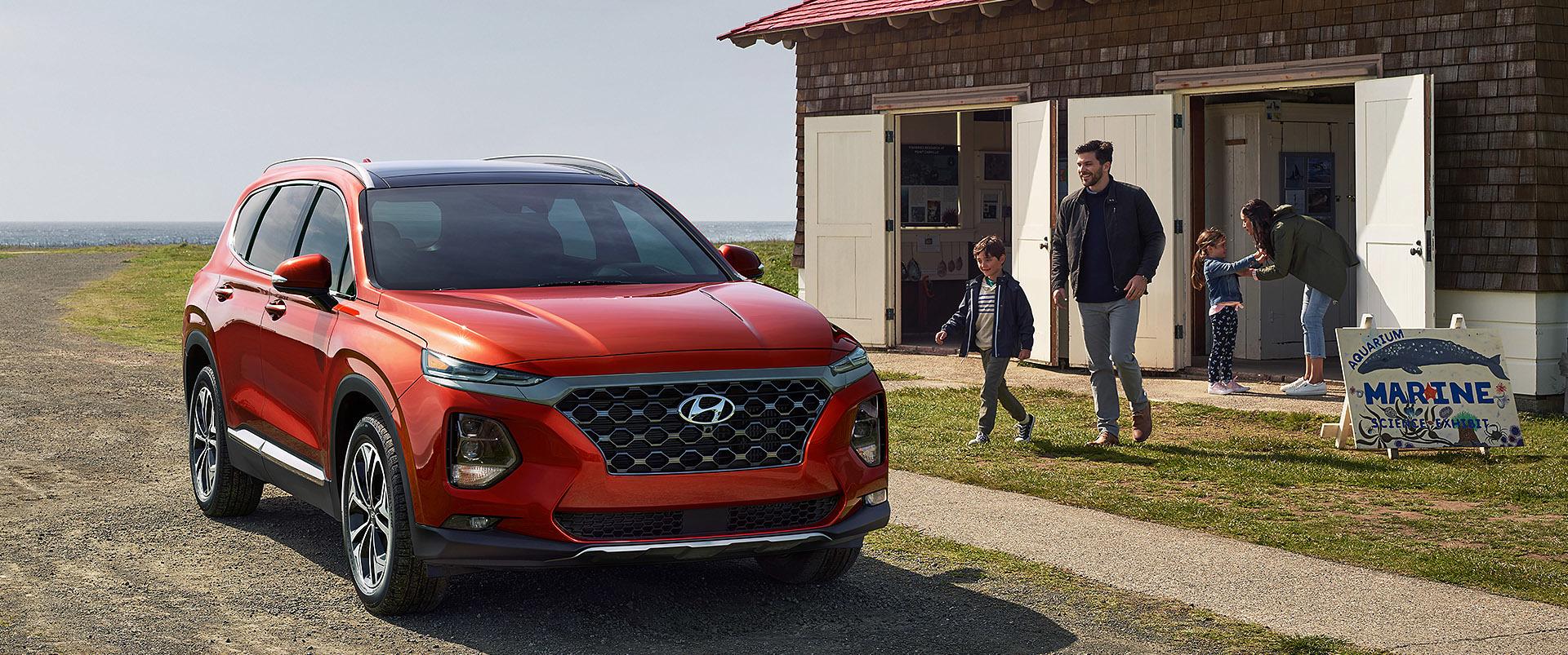 2020 Hyundai Santa Fe Leasing near Springfield, VA