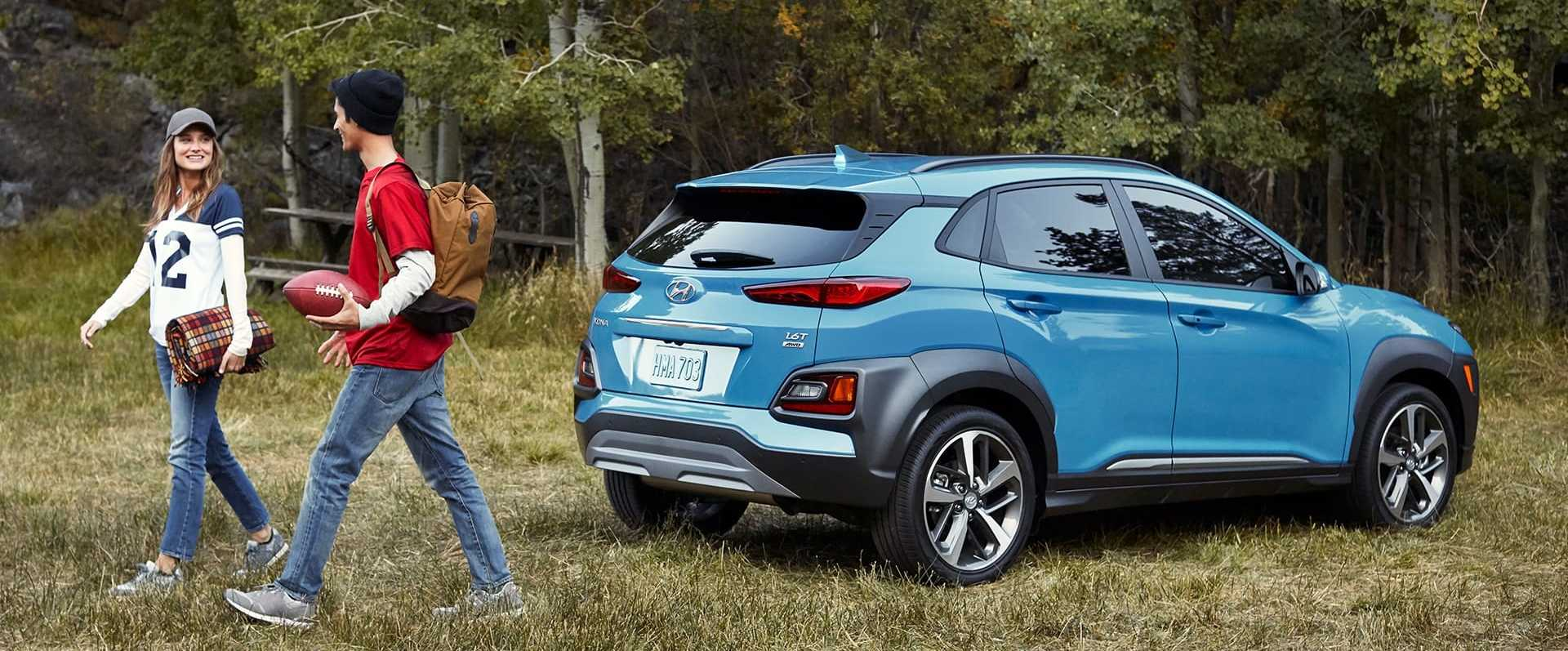 2020 Hyundai Kona Leasing near Bowie, MD