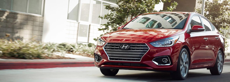2020 Hyundai Accent Leasing near College Park, MD