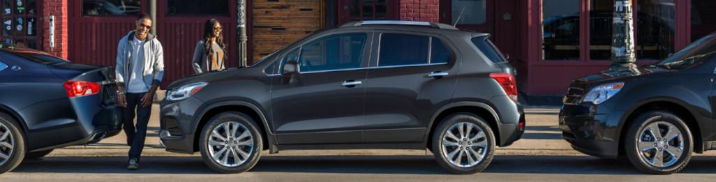 2020 Chevrolet Trax Financing near Lapeer, MI