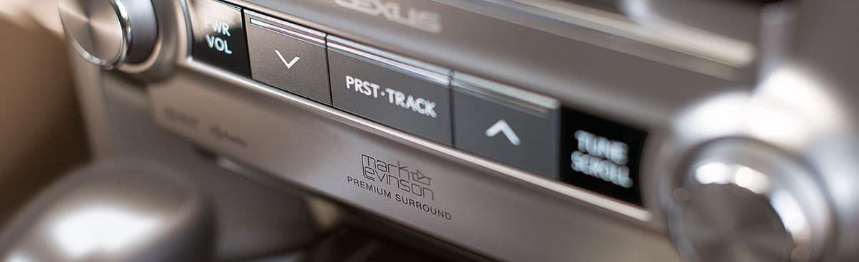 2020 Lexus GX 460 Sound System