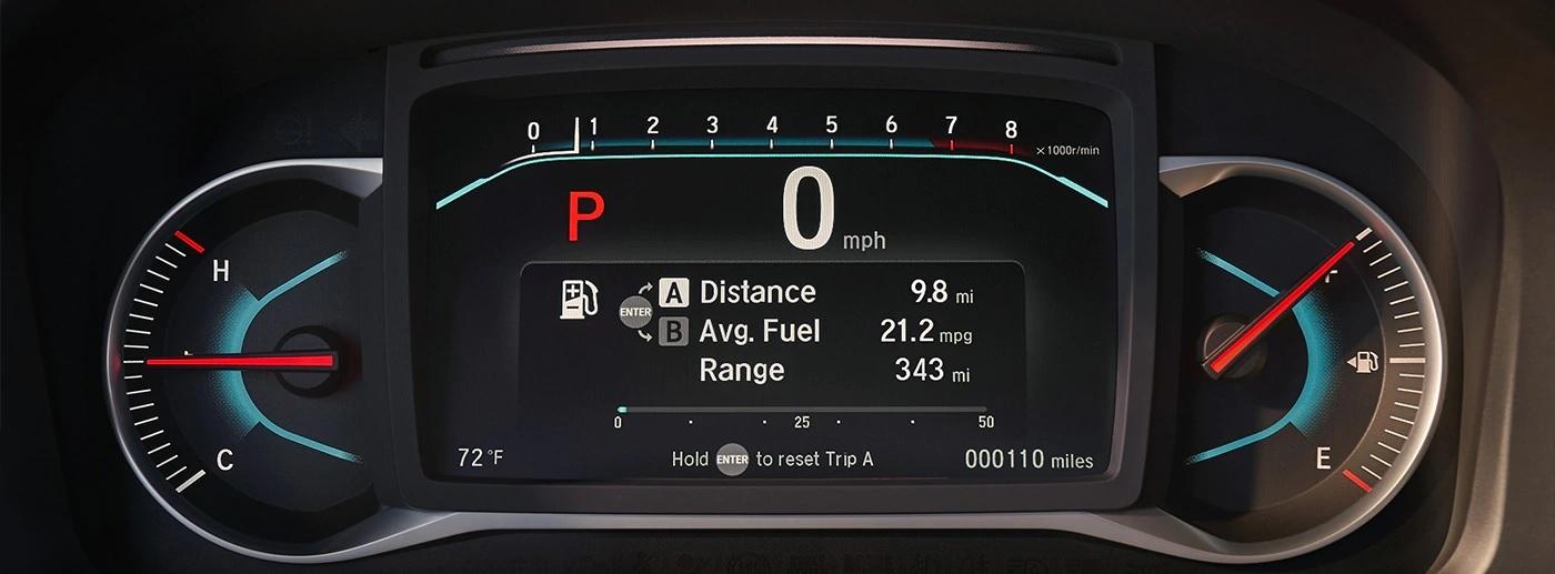 Modern Amenities in the 2019 Honda Passport