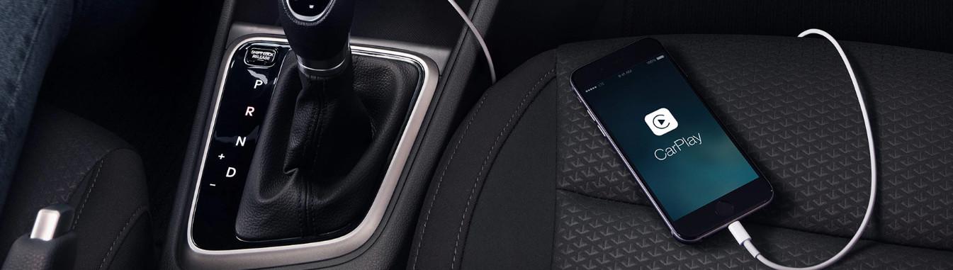 2020 Accent Apple CarPlay®