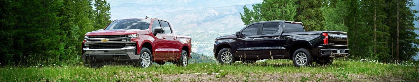2020 Chevrolet Silverado 1500 Financing near Flint, MI