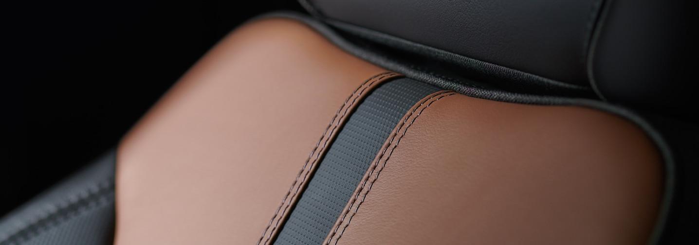 Interior Detailing in the 2020 Chevrolet Silverado 1500