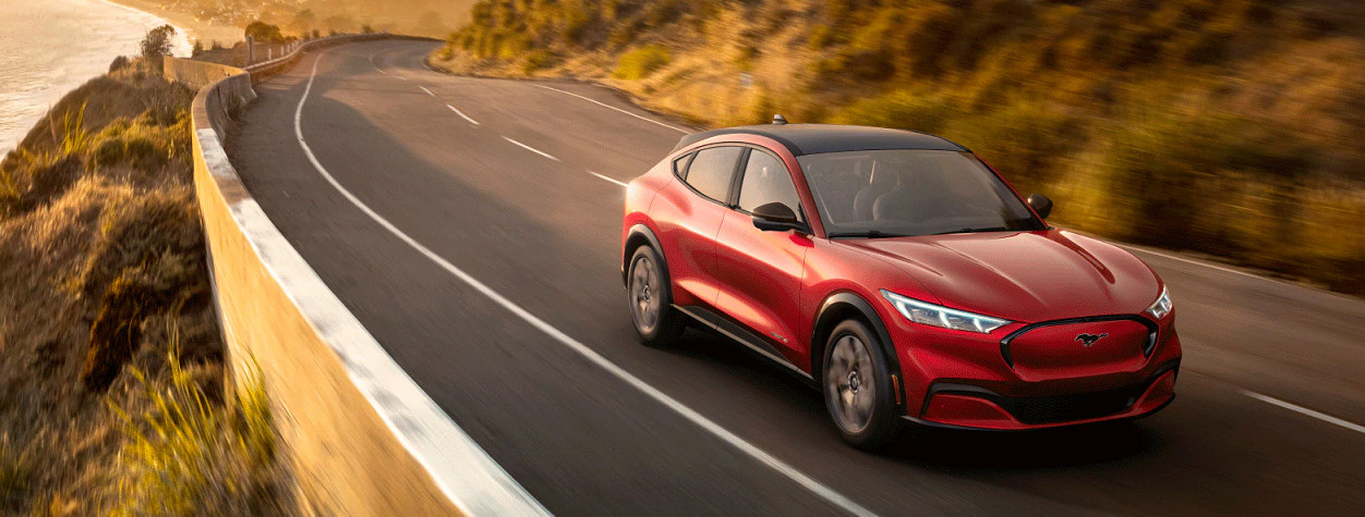2021 Ford Mustang Mach-E First Look in Gurnee, IL