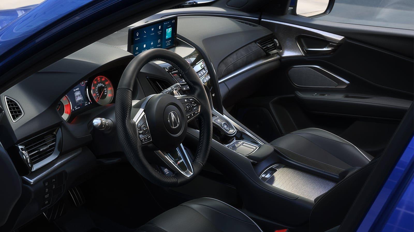 2020 Acura RDX Center Stack