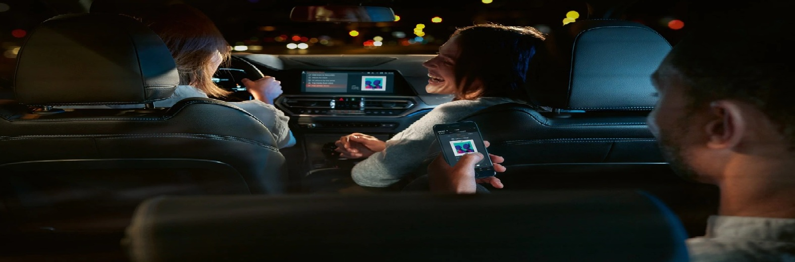 2020 BMW 3 Series Technology