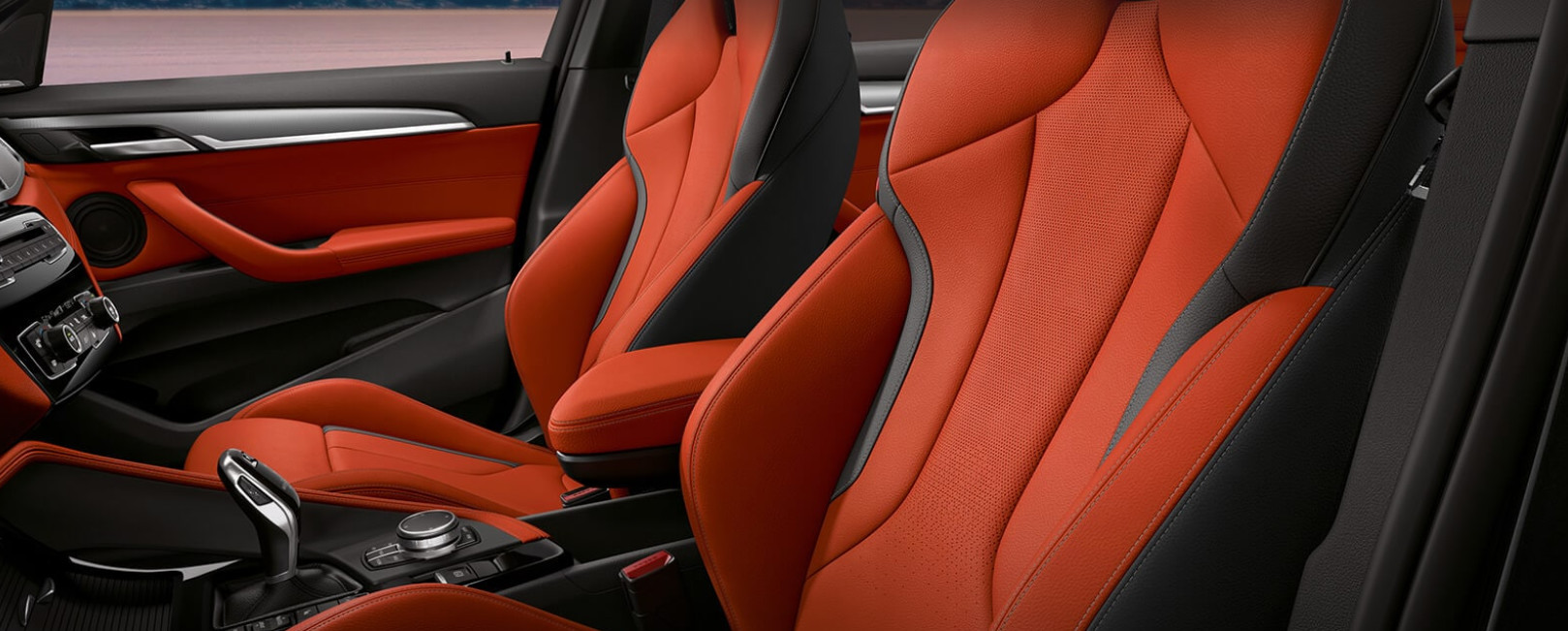 2020 BMW X2 Optional M Sport Seats