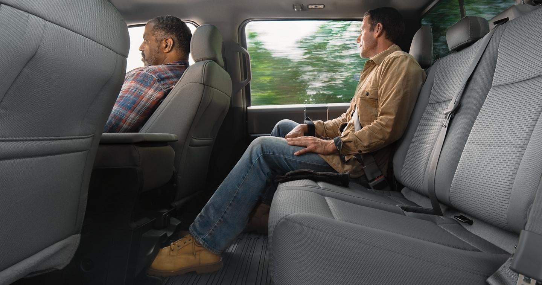 2020 Ford F-150 Interior