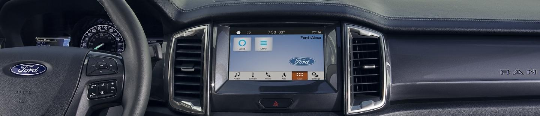 2020 Ford Ranger Standard SYNC® 3