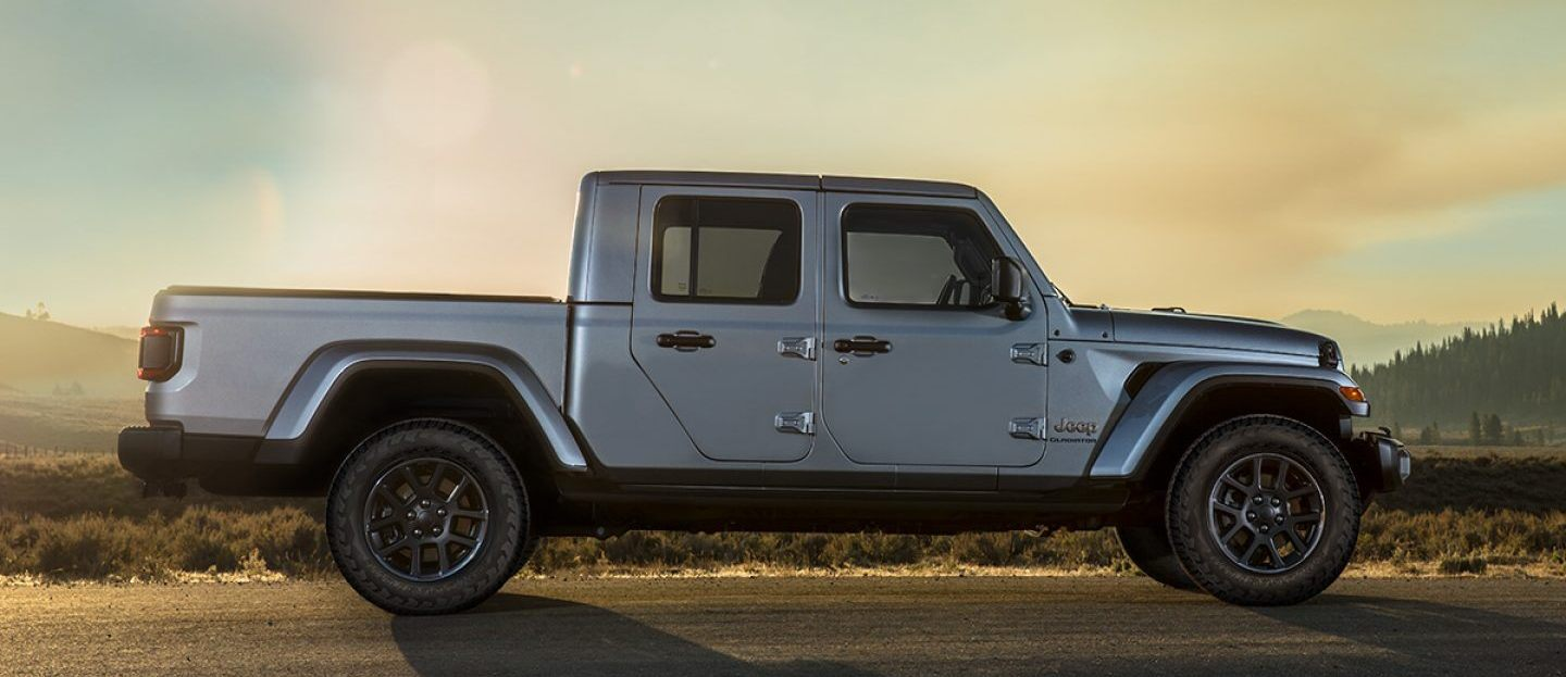 2020 Jeep Gladiator Leasing near Elizabethtown, KY