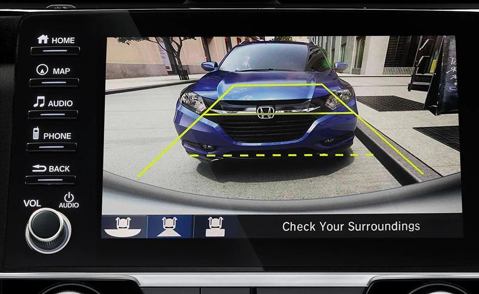 2020 Honda Civic Rearview Camera
