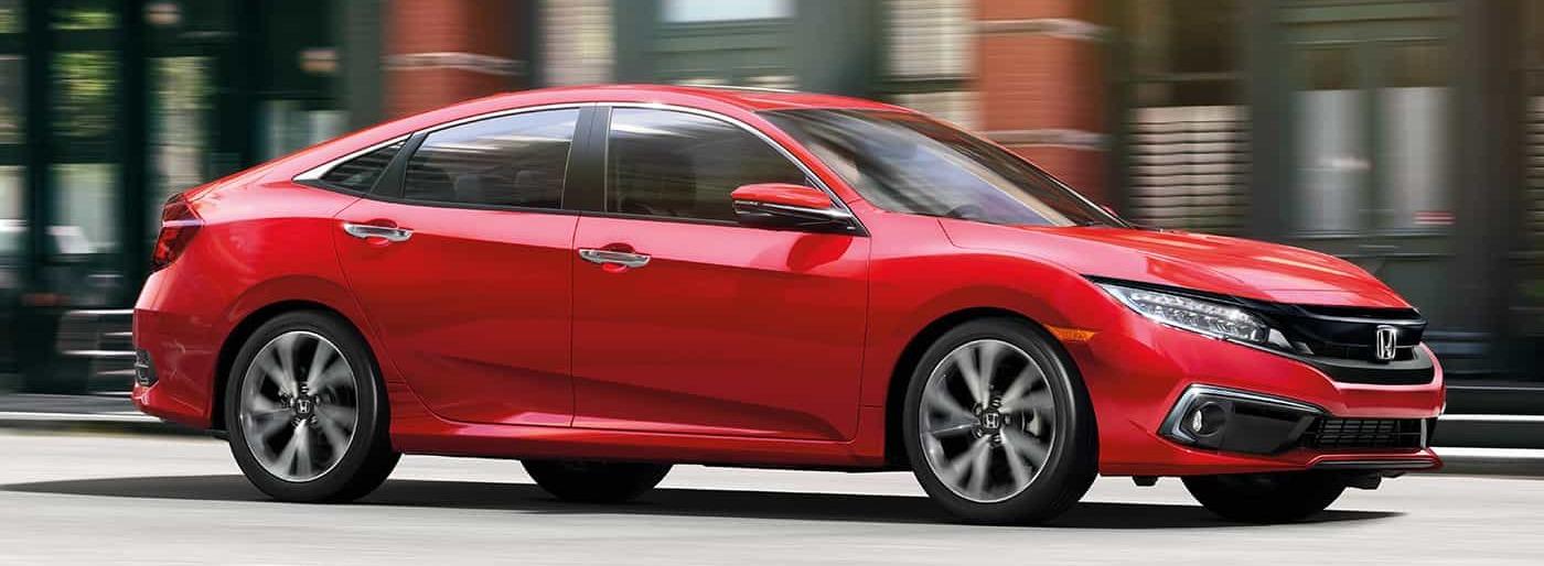 2020 Honda Civic Leasing near Atlanta, GA