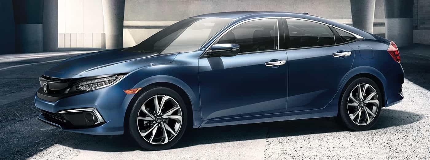 2020 Honda Civic Financing near Atlanta, GA