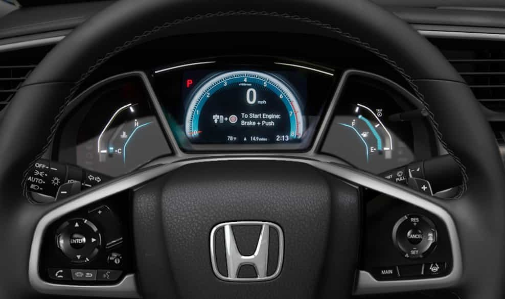 Performance-Based Design in the 2020 Civic