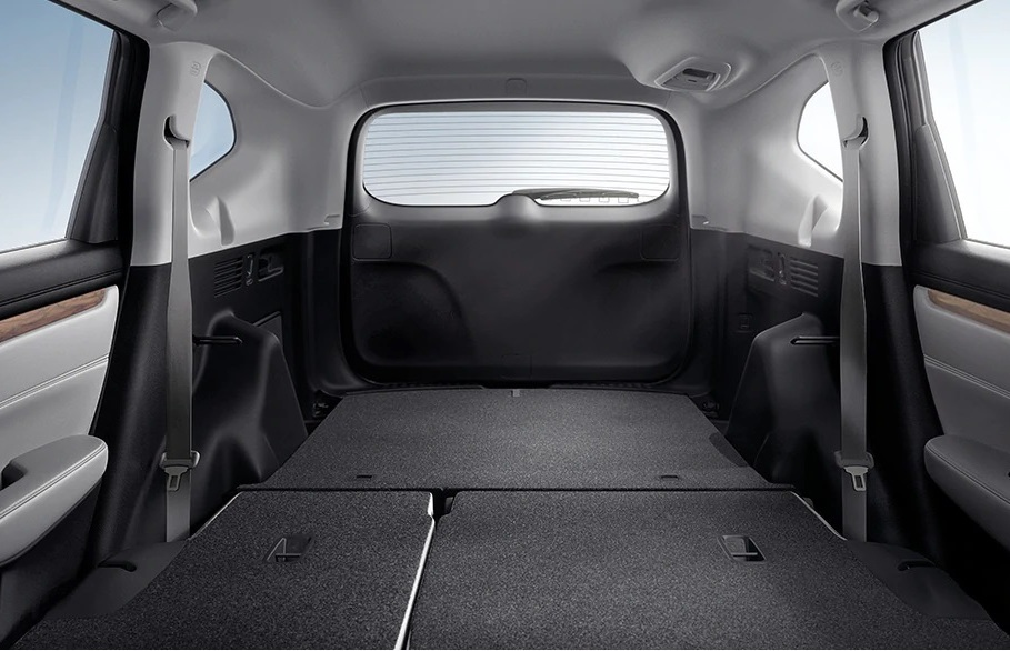 Expansive Cargo Area in the 2020 CR-V