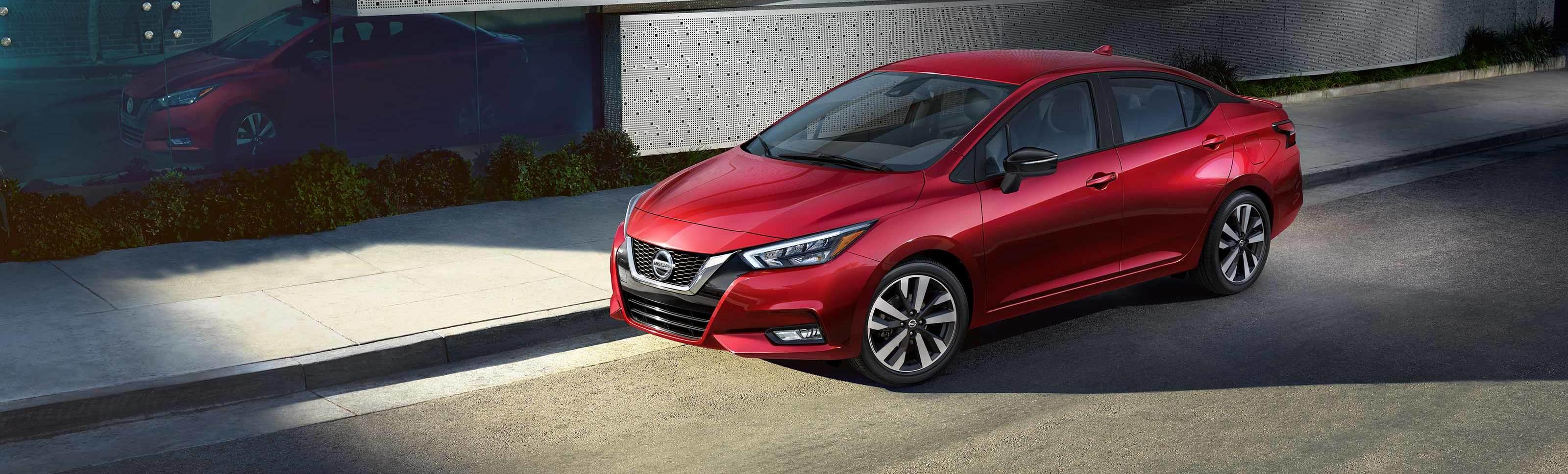 2020 Nissan Versa Key Features near Roseville, CA