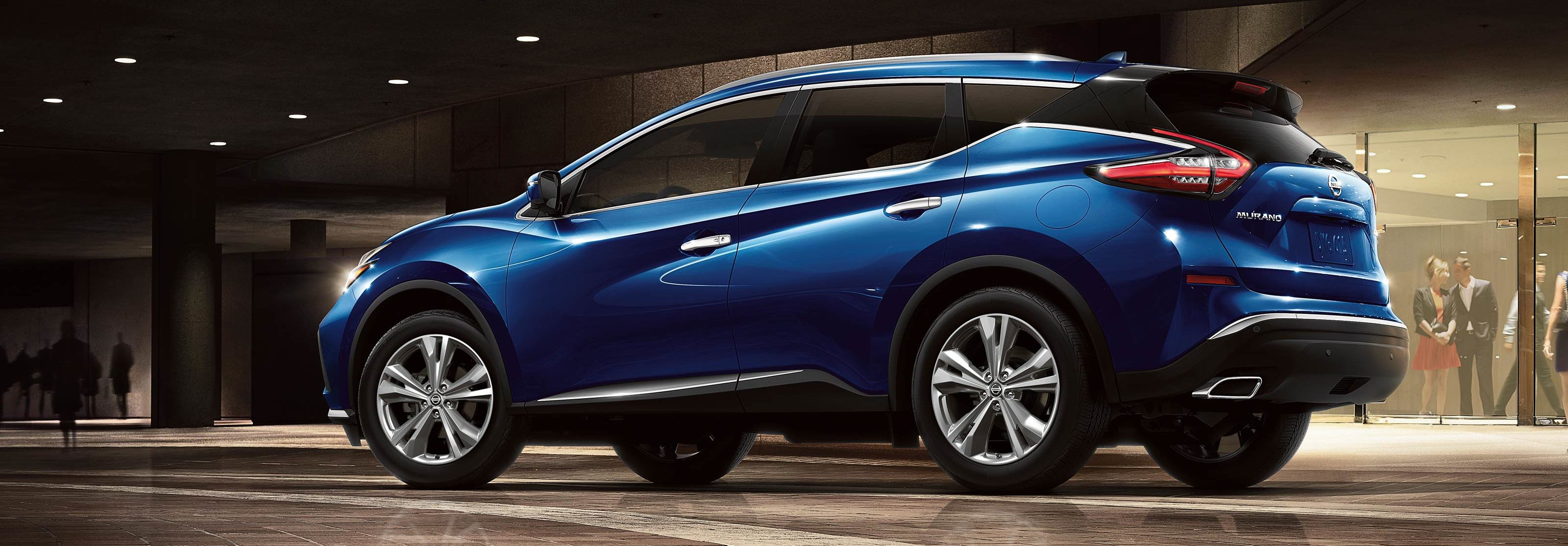 2020 Nissan Murano Key Features near Sacramento, CA