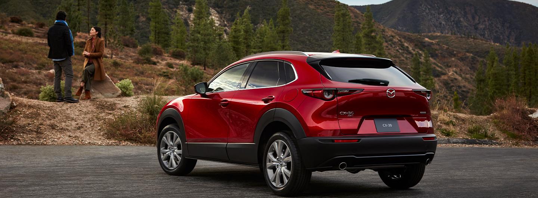 2020 Mazda CX-30 Key Features near Sacramento, CA