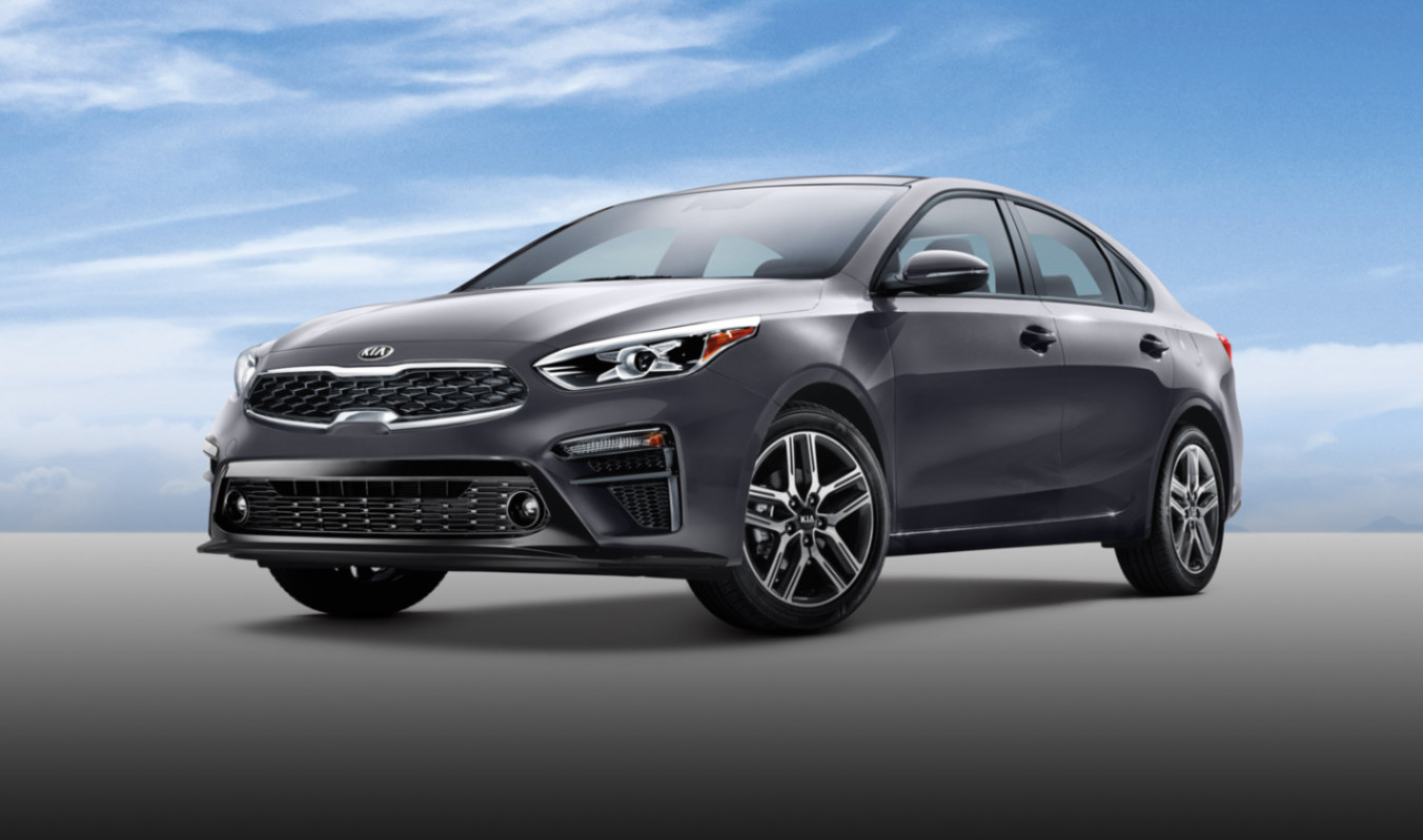 2020 Kia Forte Leasing near Red Chute, LA
