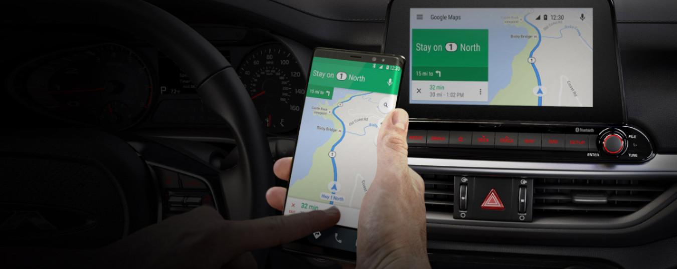2020 Kia Forte Android Auto