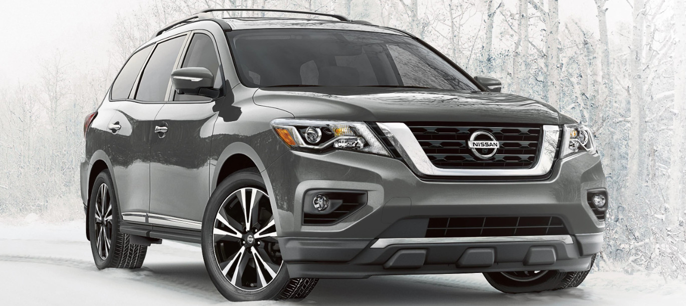 2020 Nissan Pathfinder Key Features near Sacramento, CA