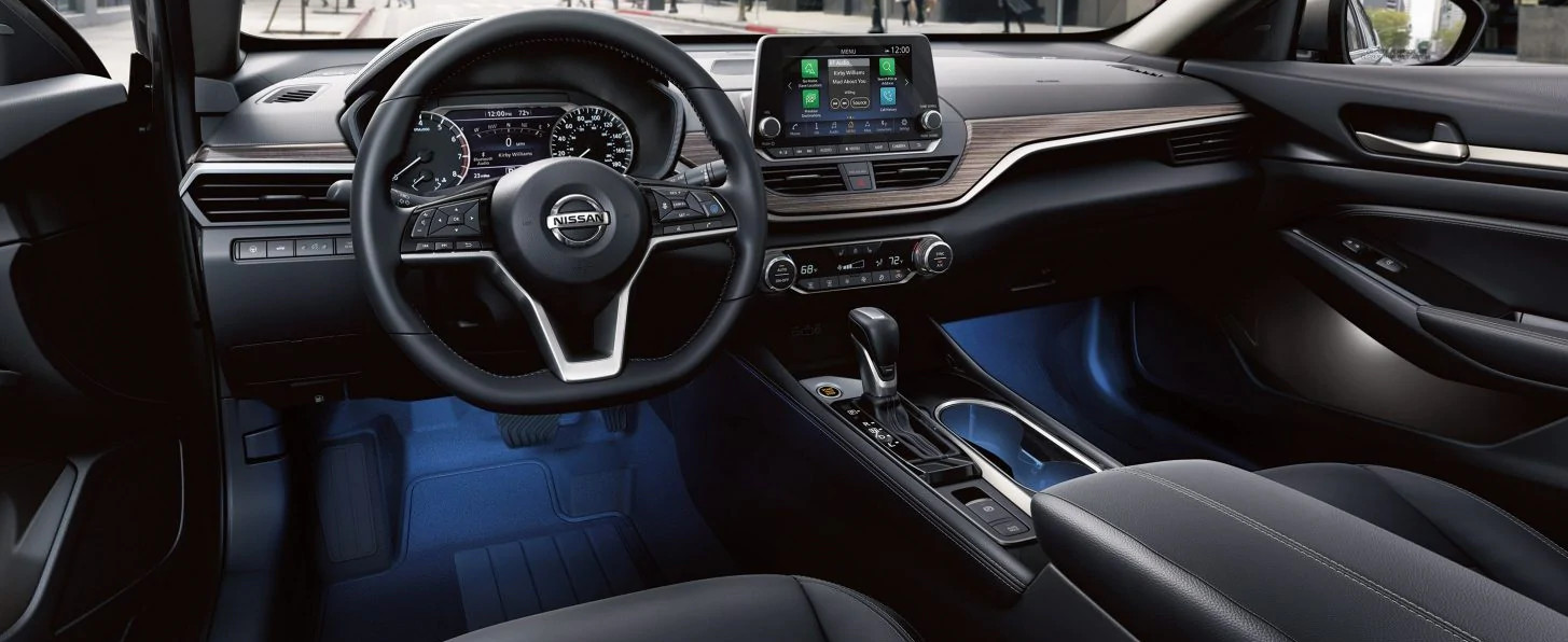 2020 Nissan Altima Spacious Interior