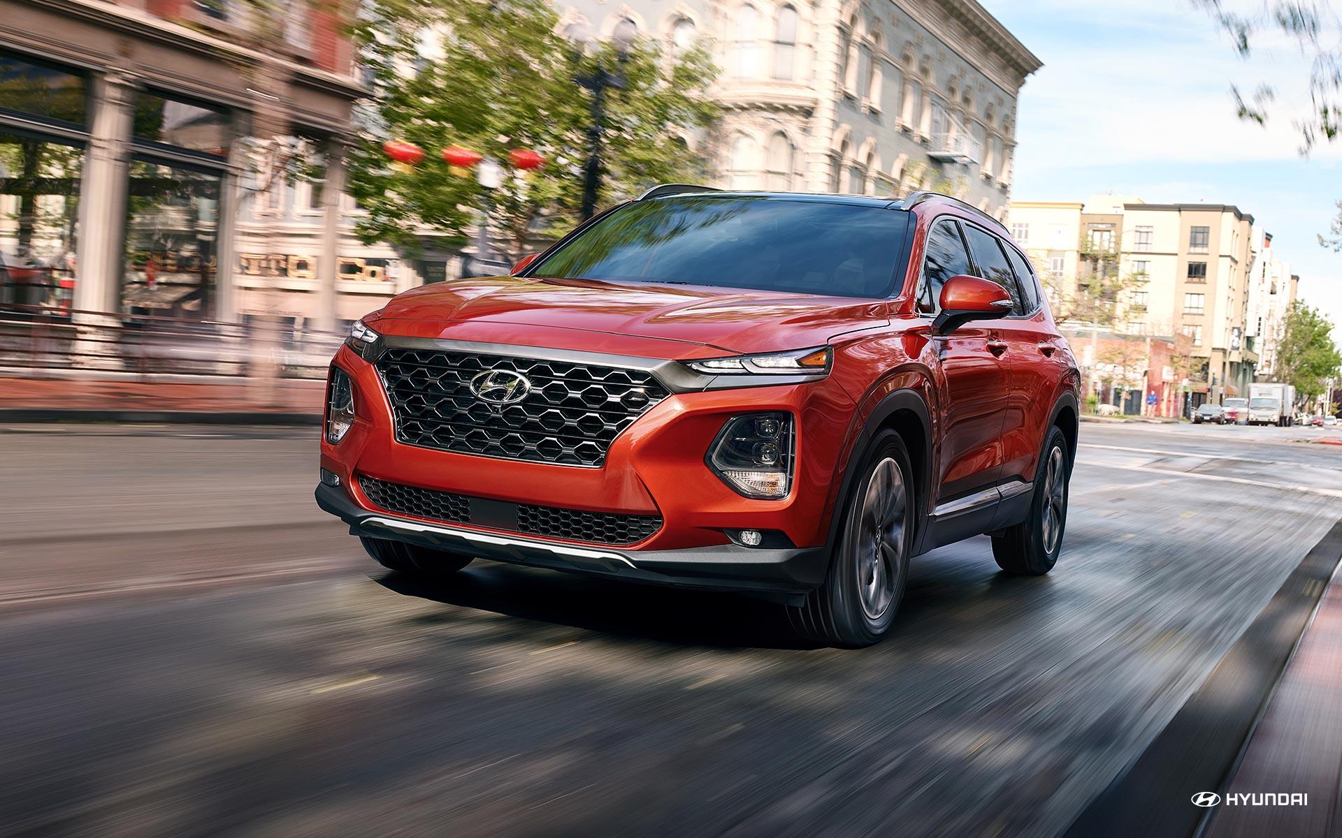 Hyundai Santa Fe 2020 vs Ford Edge 2020 en Fredericksburg, VA