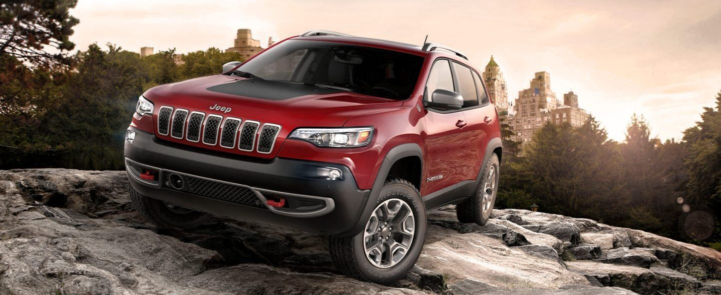 2020 Jeep Cherokee Key Features in Cookeville, TN