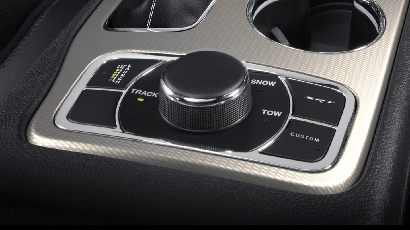 Drive Modes in the 2020 Grand Cherokee